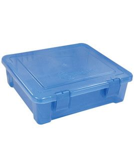 Creative Options File Tub  MANY COLORS : Storage Boxes U0026 Tubs : Storage :  Shop