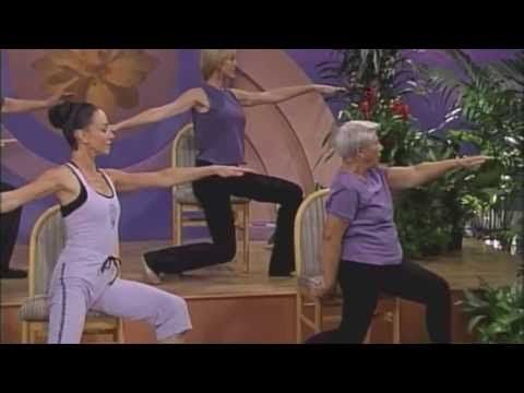 Yoga Warrior Pose Chair Dancing Fitness Chair Yoga Warrior Pose Yoga Warrior Pose Chair Yoga