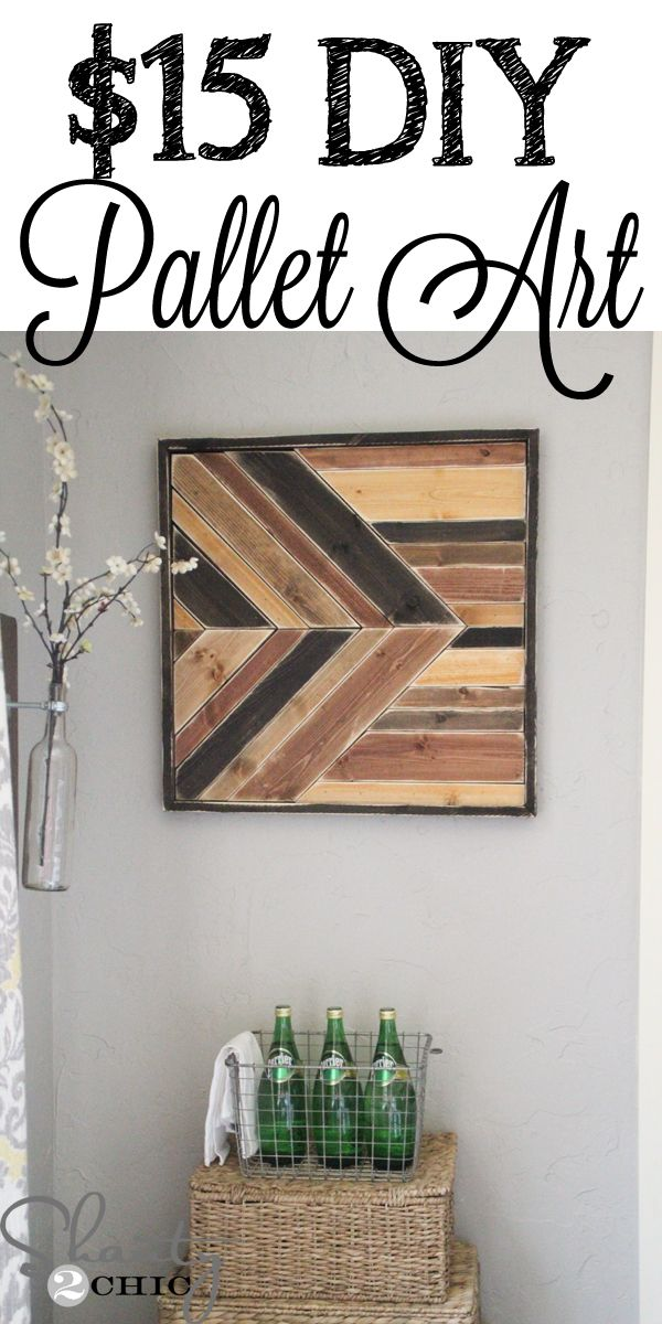 Diy wall art pallet design pallet art pallets and pottery diy pallet art inspired by pottery barn i love this kat says solutioingenieria Images
