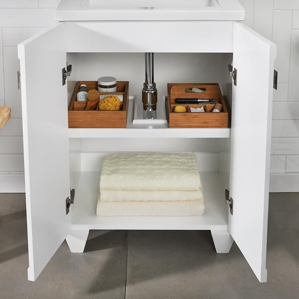 24 (With images) | Small bathroom, Ronbow, Vanity cabinet