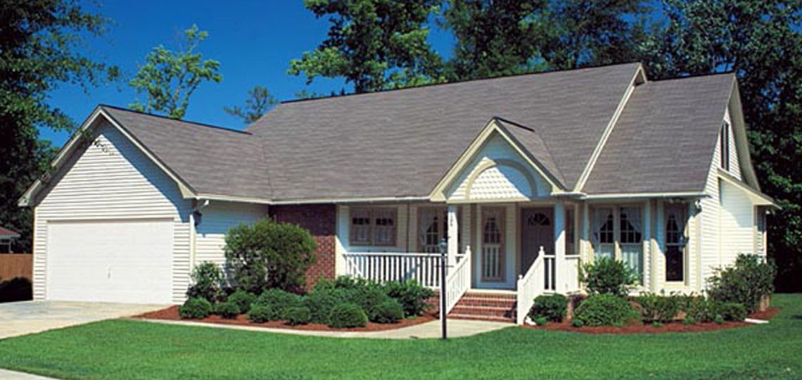 3 bedroom house plan: clarissa | 84 lumber. this is a highly