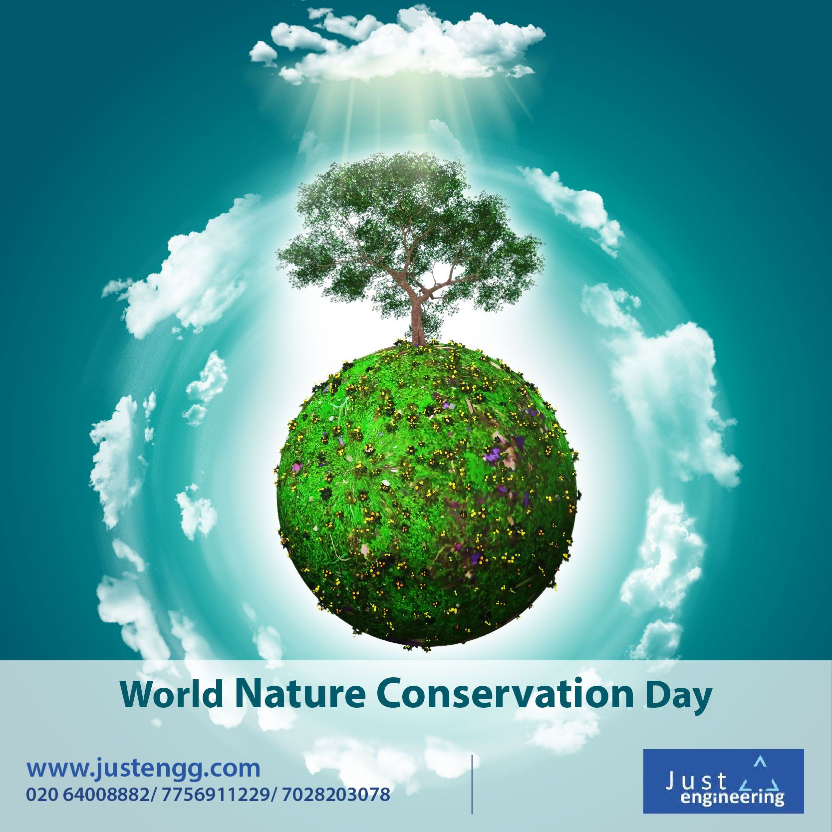 Go Green To Save Earth Grow Trees To Save Us Let Us Make Our Earth Smile Always World Nature Conservat World Environment Day Save Nature Environment Day