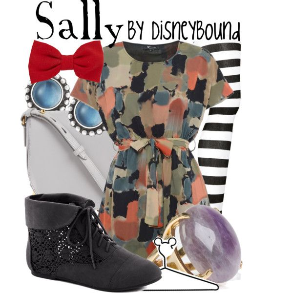Sally Created By Leslieakay On Polyvore Disney Inspired