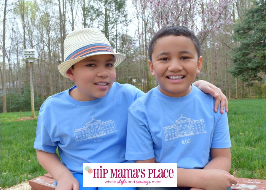 I'm teaching my #kids #history through their new shirts from Wee The People Tees! http://goo.gl/n3IWvb  #fashion #kidsfashion #WashingtonDC #WeLoveDC #July4th