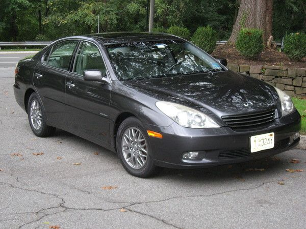 2004 Lexus ES 330 - Information and photos - MOTcar | Cars ...