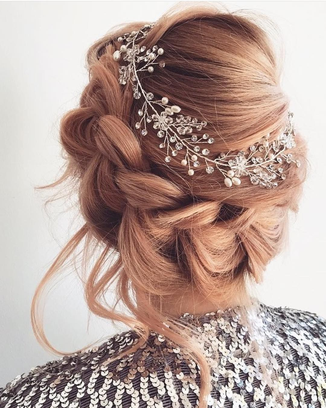 Easy wedding hairstyles that you can make yourself Page of