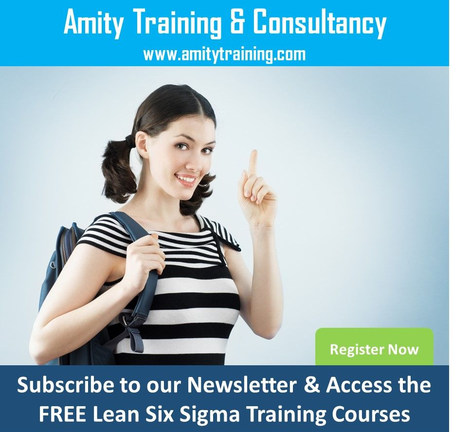 Join free lean six sigma trainings at httpamitytraining free six sigma training xflitez Gallery