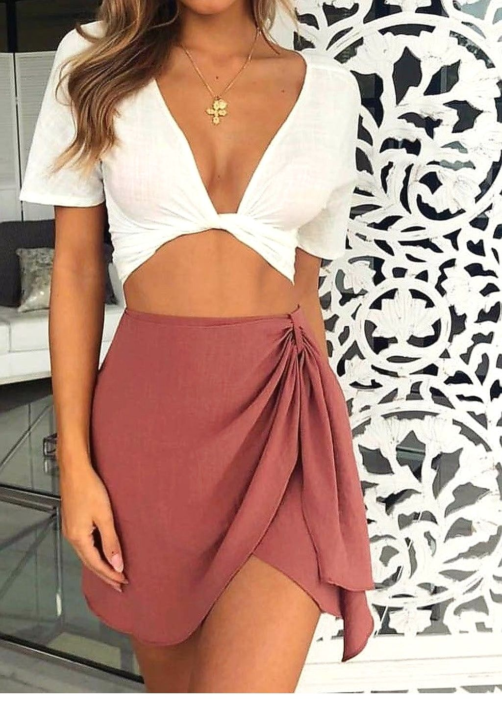 Interesting  100 Summer Skirt Outfits