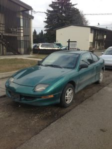 98 Pontiac Sunfire Needs To Go Asap Selling For Dirt Cheap