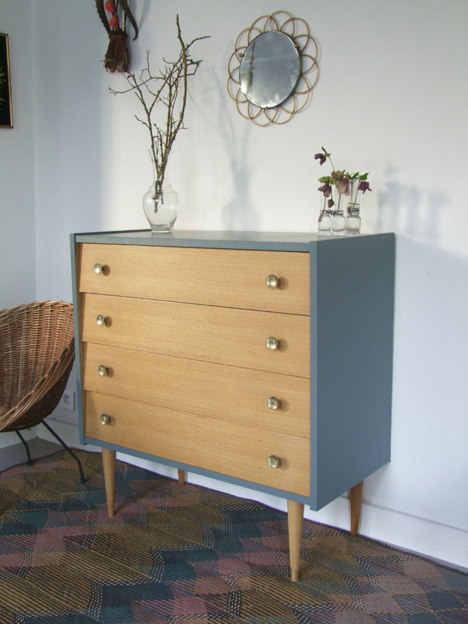 Commode vintage ipsen meubles vintage pataluna chin s d nich s et d lur s ideas for home - Meubles chines ...