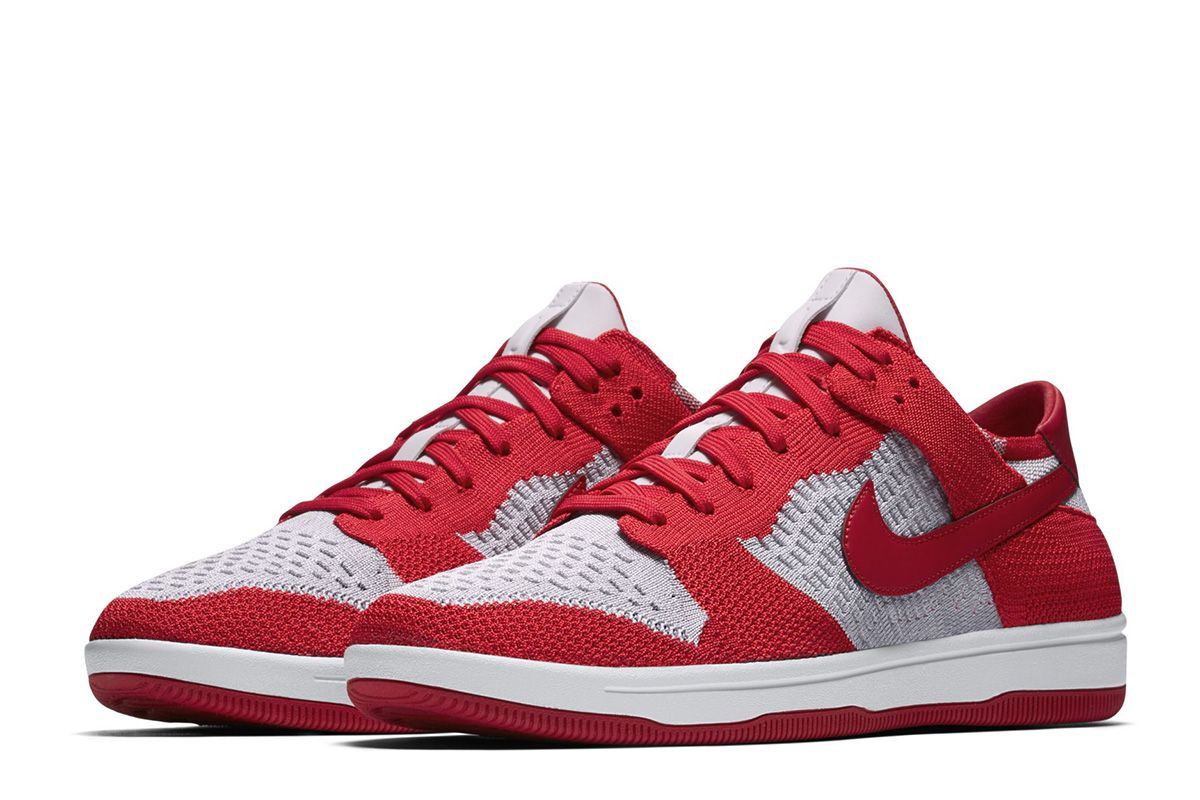 Nike Dunk Low Flyknit: Four Colorways