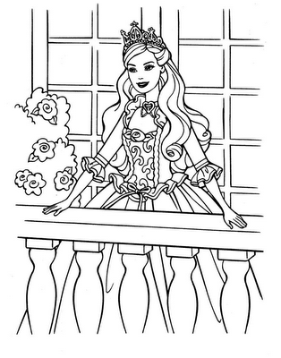 barbie doll princess cartoon coloring pages disney coloring just want share this disney barbie dolls - Barbie Pictures To Print And Colour