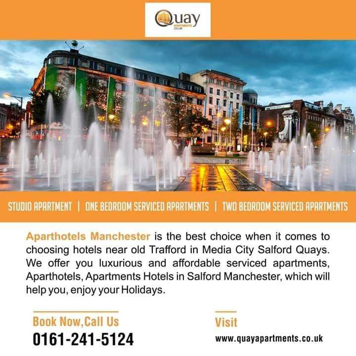 Quay Apartments Offer Luxurious To Budget Friendly