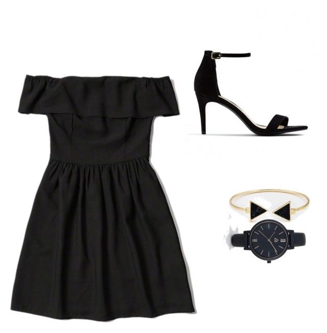 """""""Untitled #49"""" by idunntknow on Polyvore featuring Abercrombie & Fitch, ASOS and New Look"""