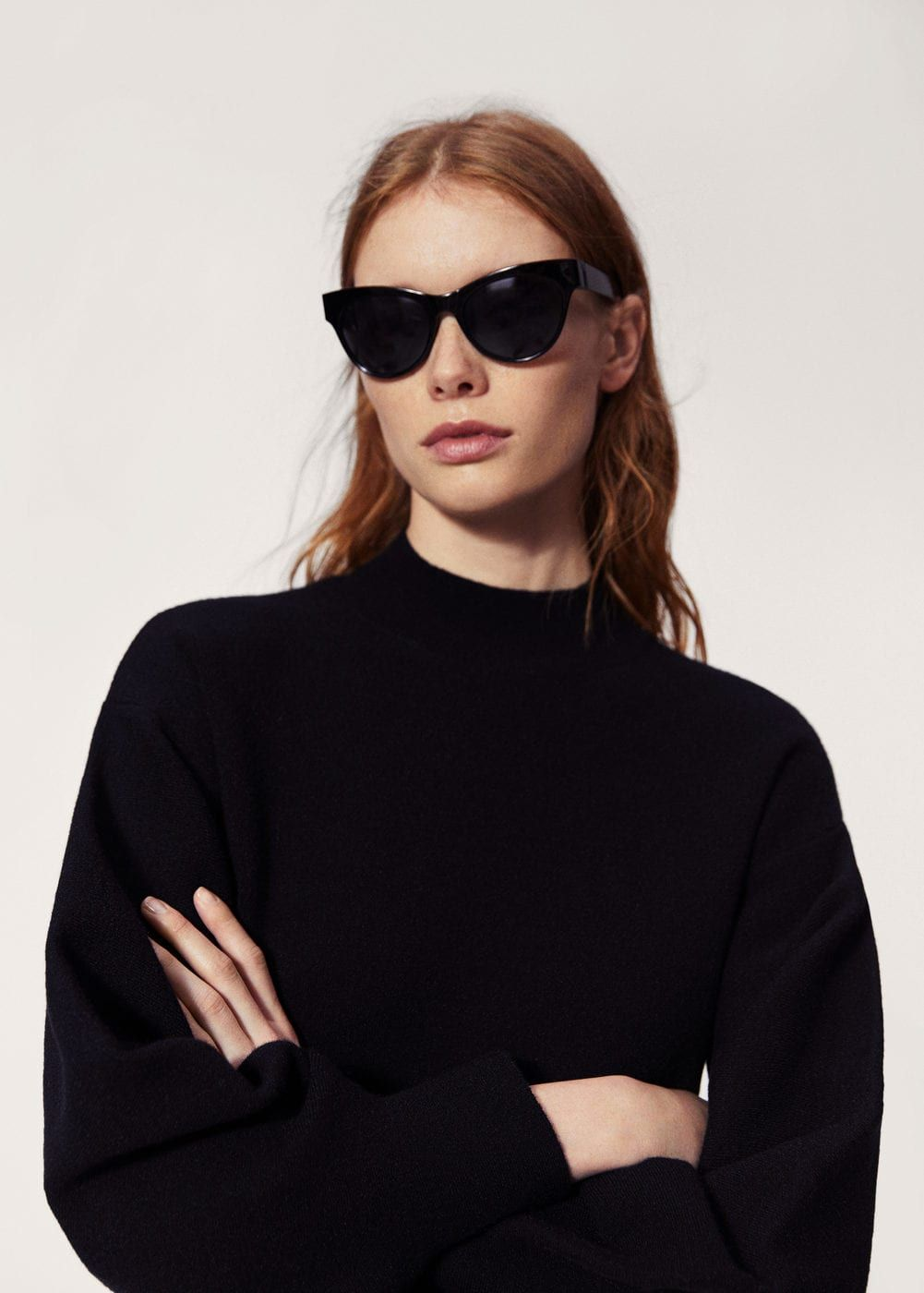 2019Currently Women In Trending Eye Coveting Cat Sunglasses H2WEY9DI