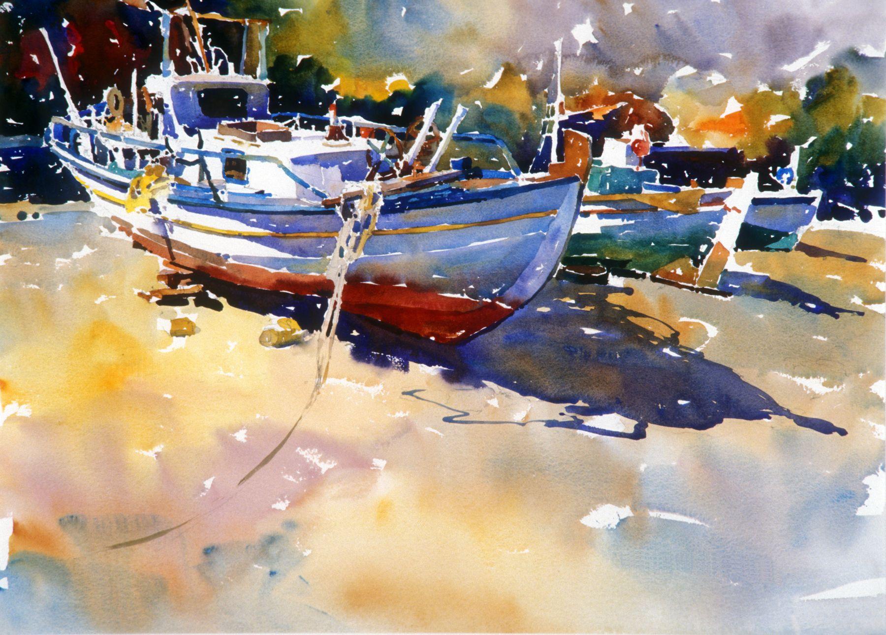 Watercolor artist magazine palm coast fl - Steve Rogers Watercolor Google Search