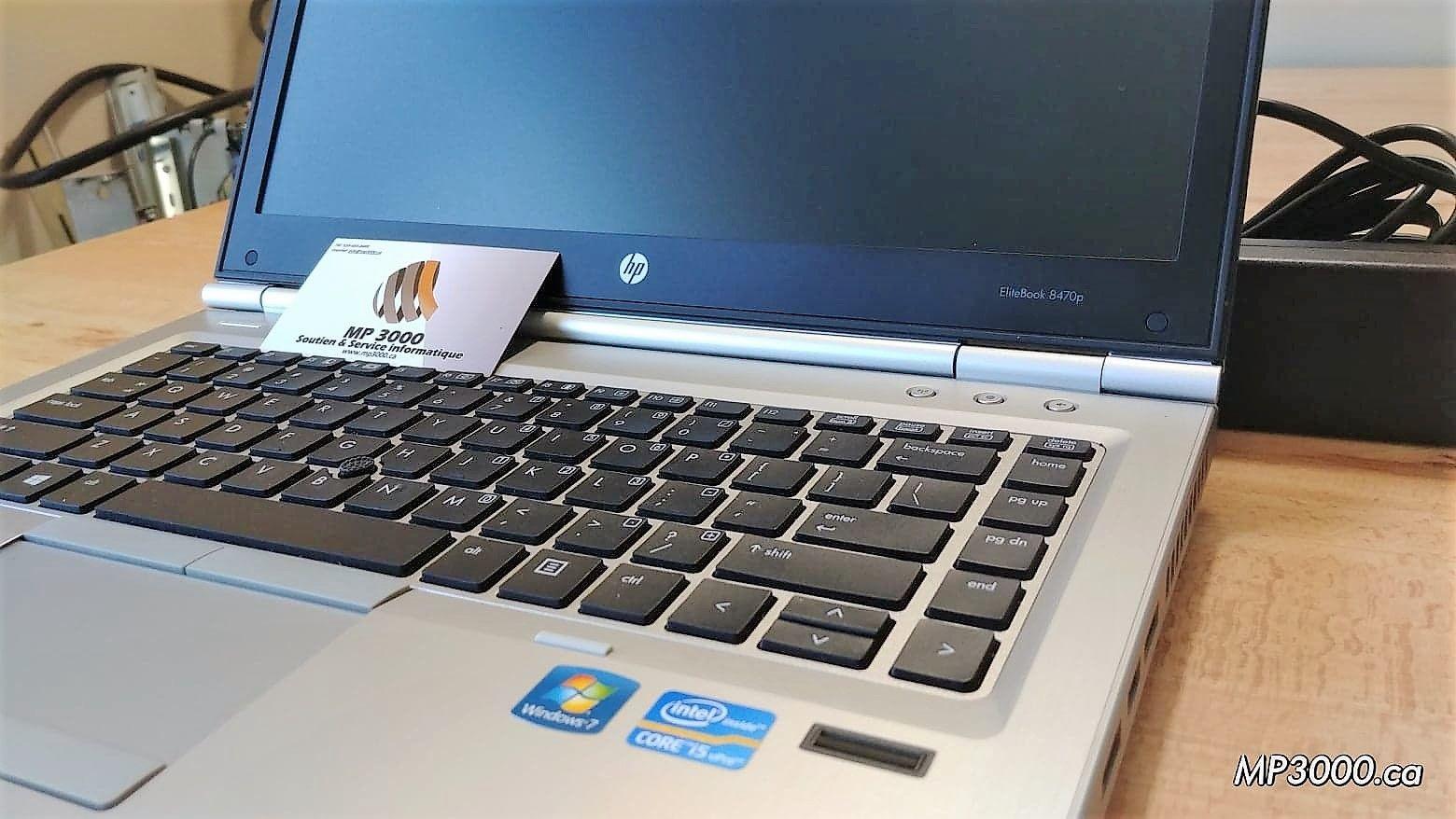 Produits Archive Mp3000 Soutien Service Informatique Hp Elitebook Laptop Electronics