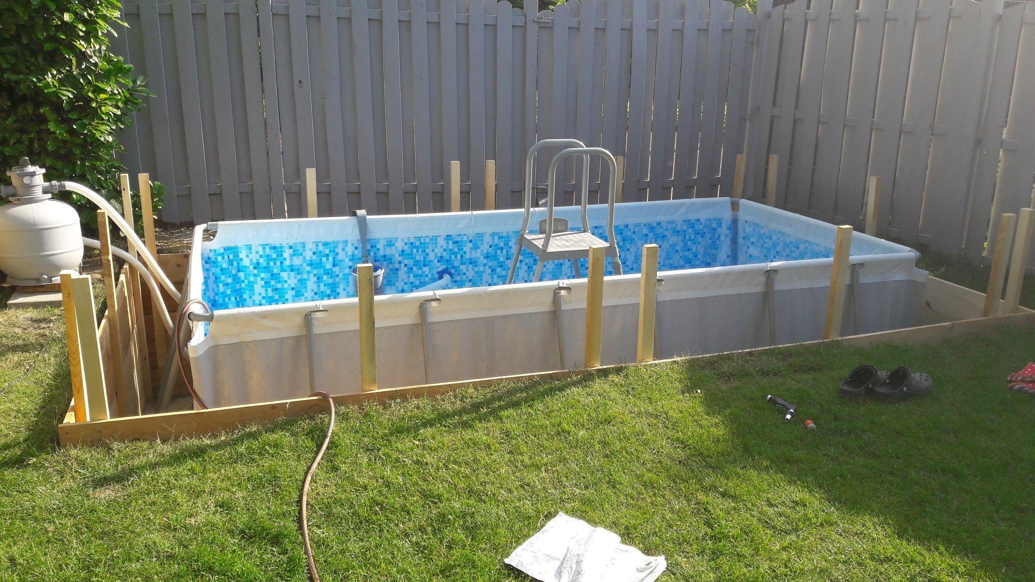 Poolpool Garten Pool Selber Bauen Schwimmbader Hinterhof Pool Selber Bauen