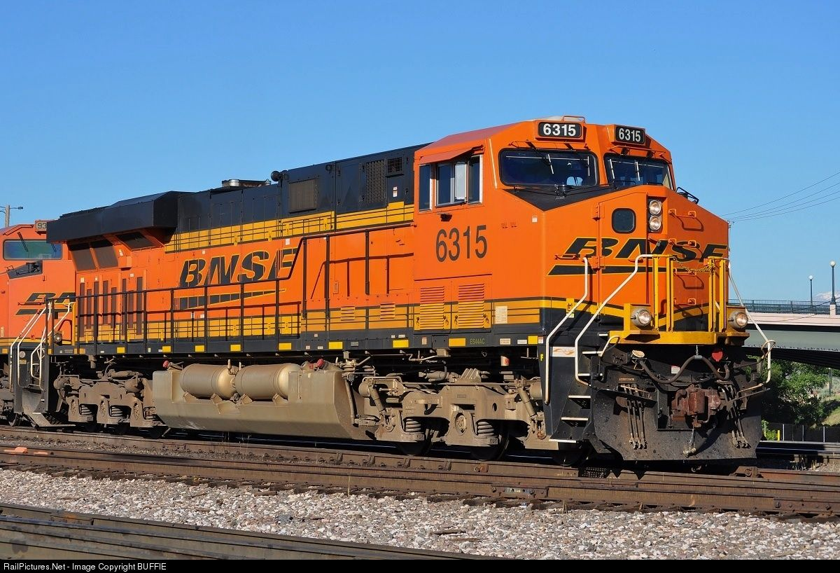 RailPictures Net Photo: BNSF 6315 BNSF Railway GE ES44AC at