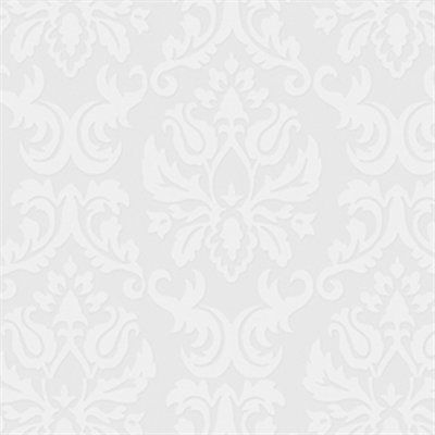 Shop Graham U0026 Brown Graham U0026 Brown 17773 Superfresco Paintable Large Damask Paintable  Wallpaper At Loweu0027s Canada. Find Our Selection Of Wallpaper At The ...