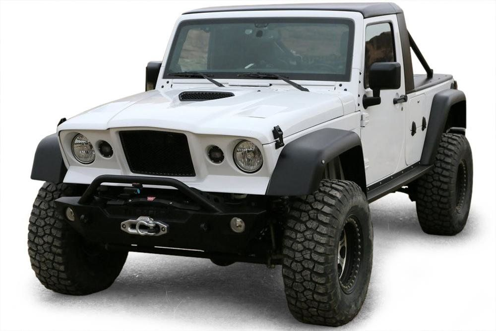 Tired Of The Way Your Jk Looks Give It An Extreme Makeover That