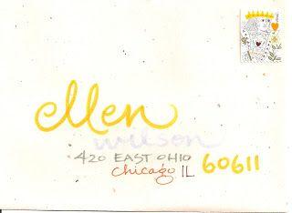 pushing the envelopes: February 2010