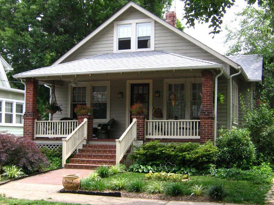 Craftsman Bungalow Craftsman style bungalow Craftsman and