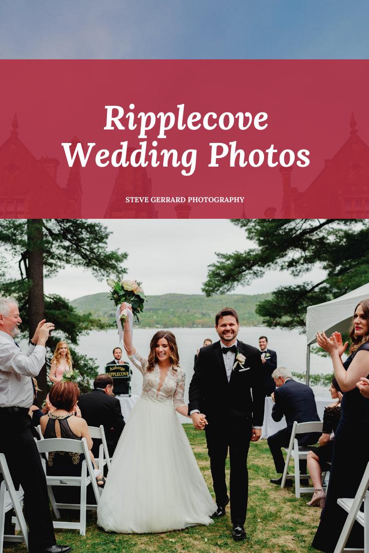 Ripplecove Inn Wedding | Quebec | Steve Gerrard Photography  #ripplecove #wedding #photography #photographer #photos #quebec