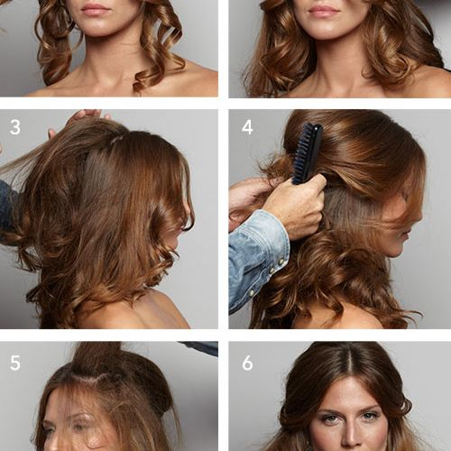 Astonishing 1000 Images About Diy Wedding Hair On Pinterest Short Hairstyles For Black Women Fulllsitofus