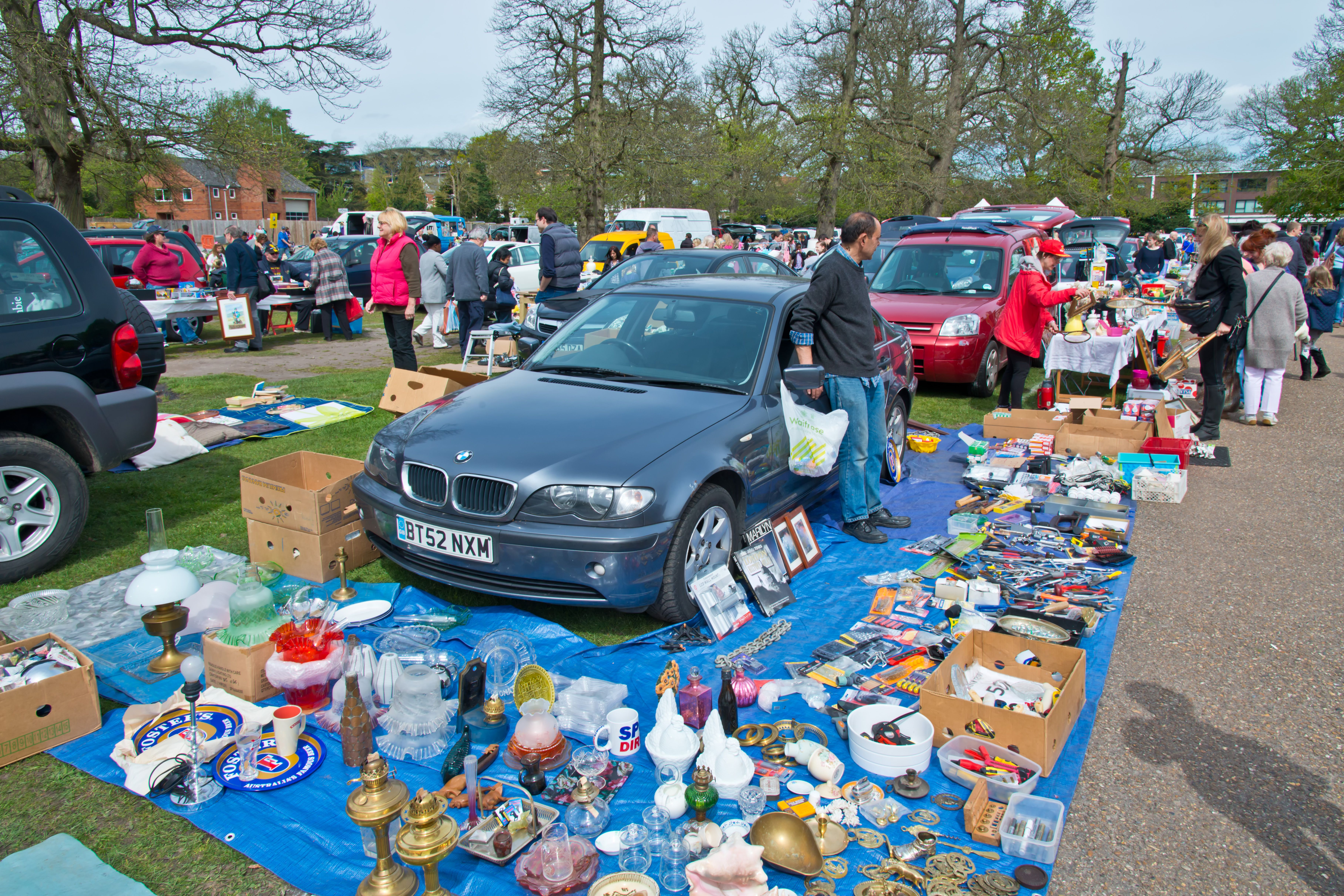 Car boot sale | Car Boot Sale | Pinterest | Cars, News and As