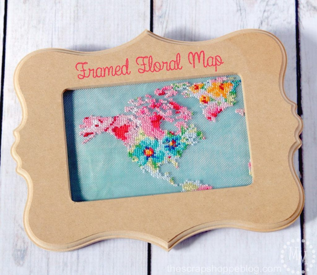 Gorgeous Mesh Cross Stitch Map -   Pinterest
