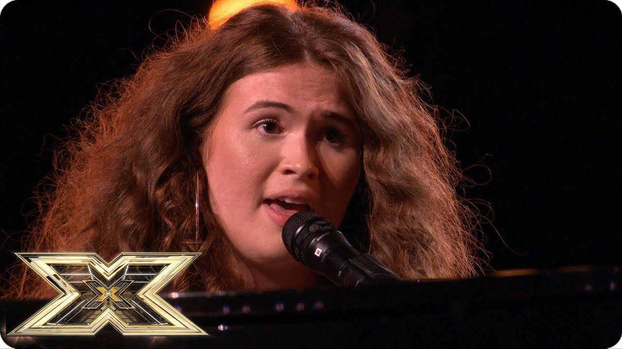 "Chloe McAllister auditions with ""Say You Love Me"" by Jessie"