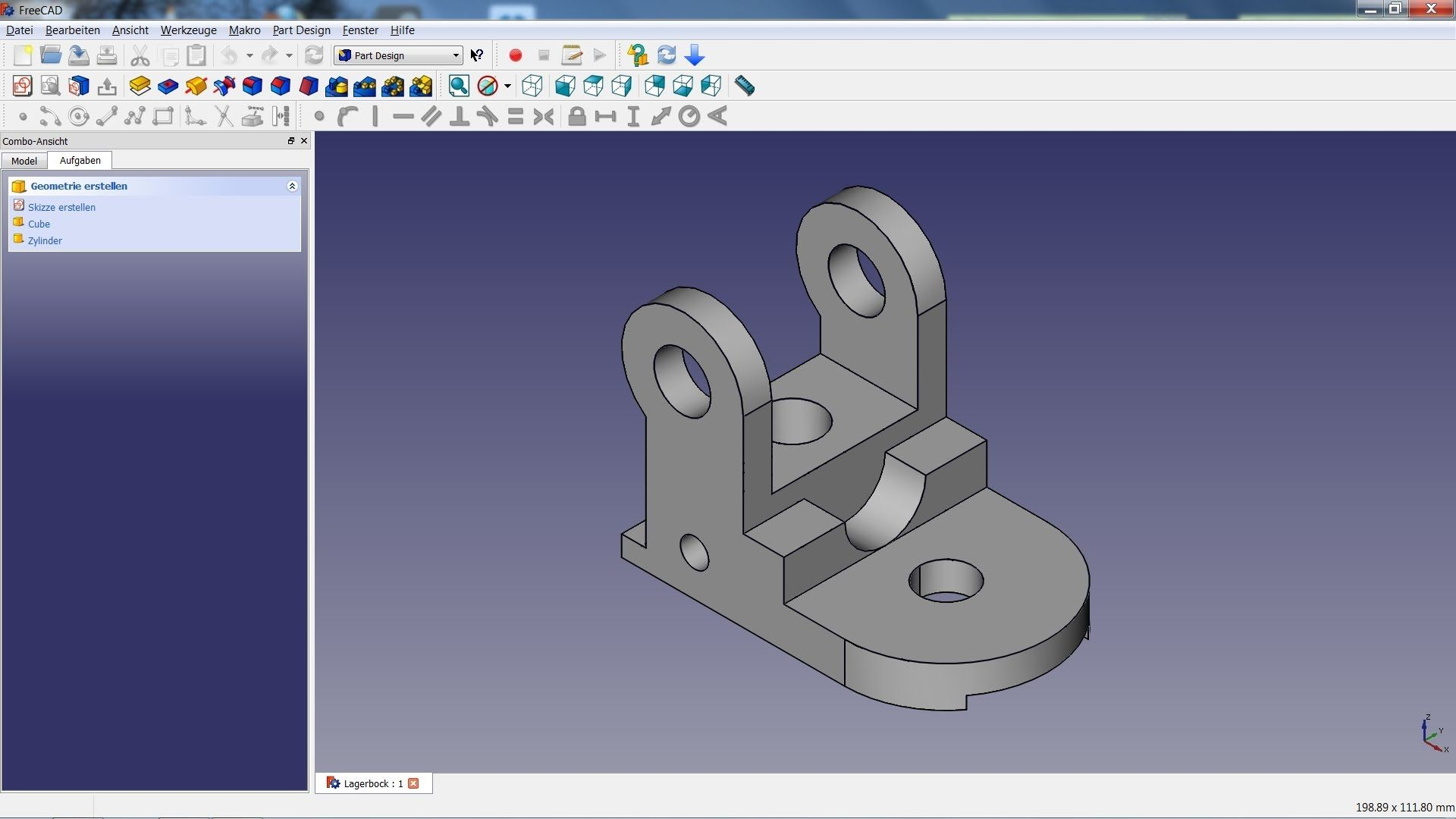 FreeCAD Tutorial & Review From a 2D Sketch to a 3D Print