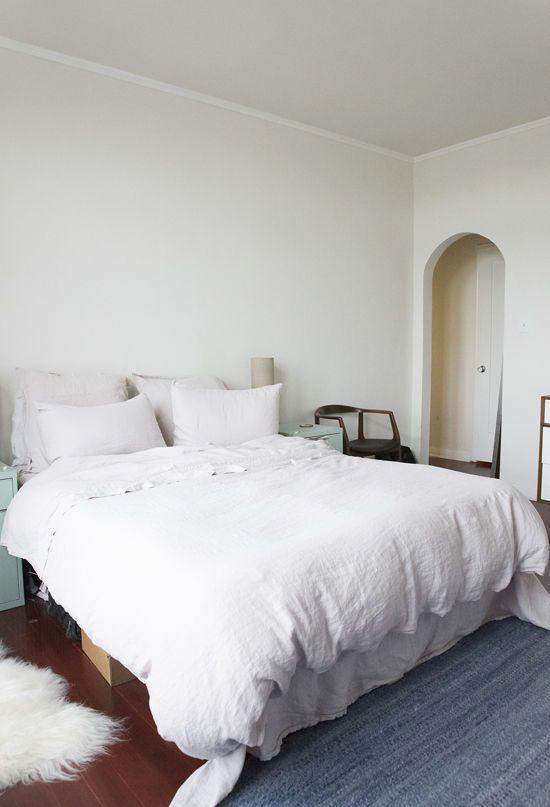 blush linen parachute bedding designlovefest - Parachute Bedding