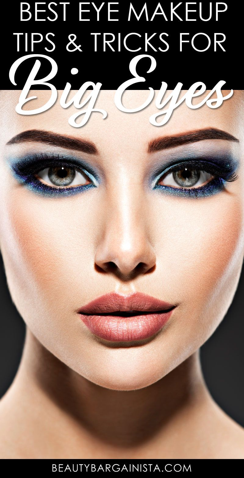 Eye Makeup for Big Eyelids: A Tutorial That Will Make Your Big