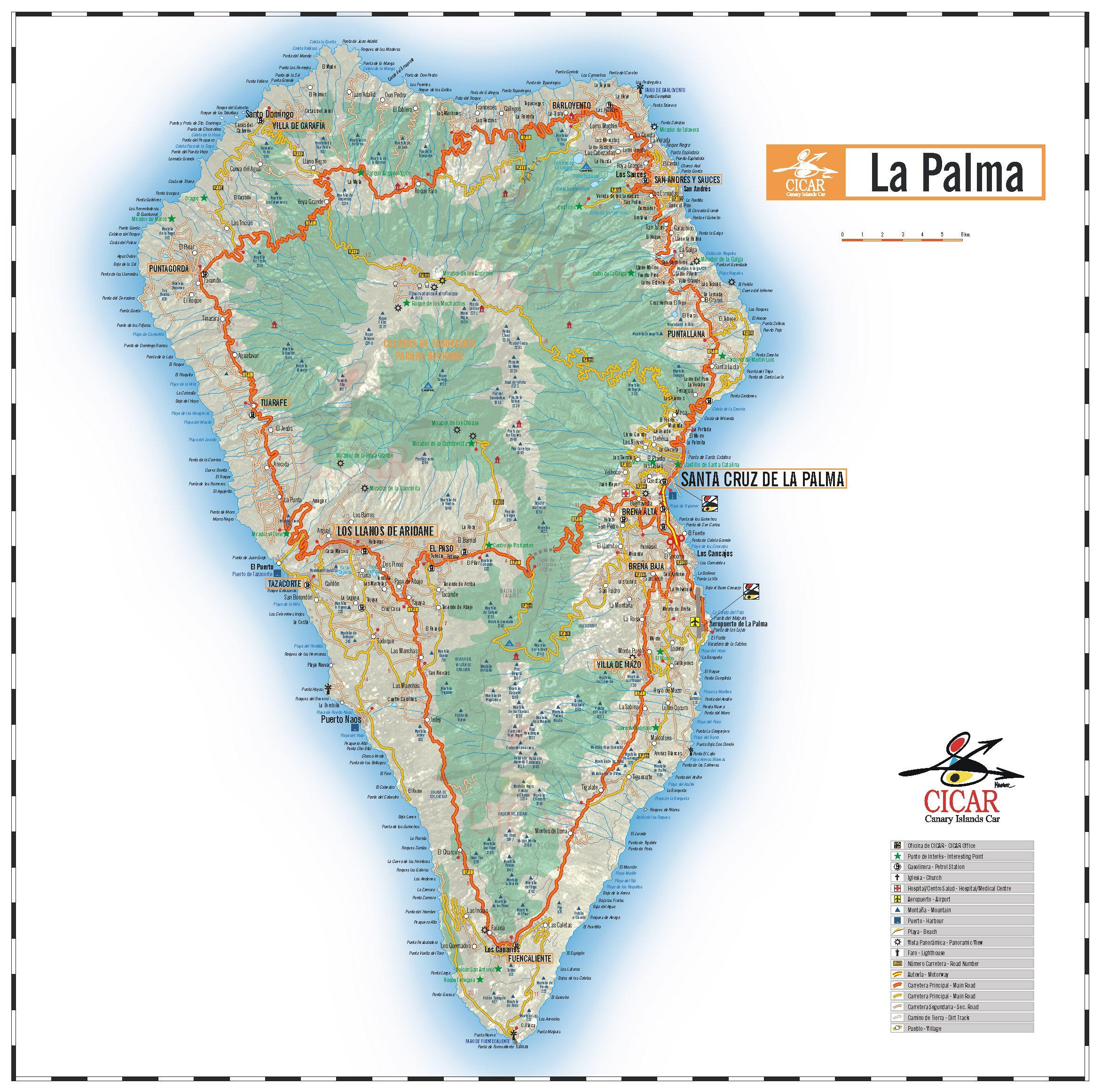 Gu Reise Von La Palma Die Informationen Die Sie Brauchen In