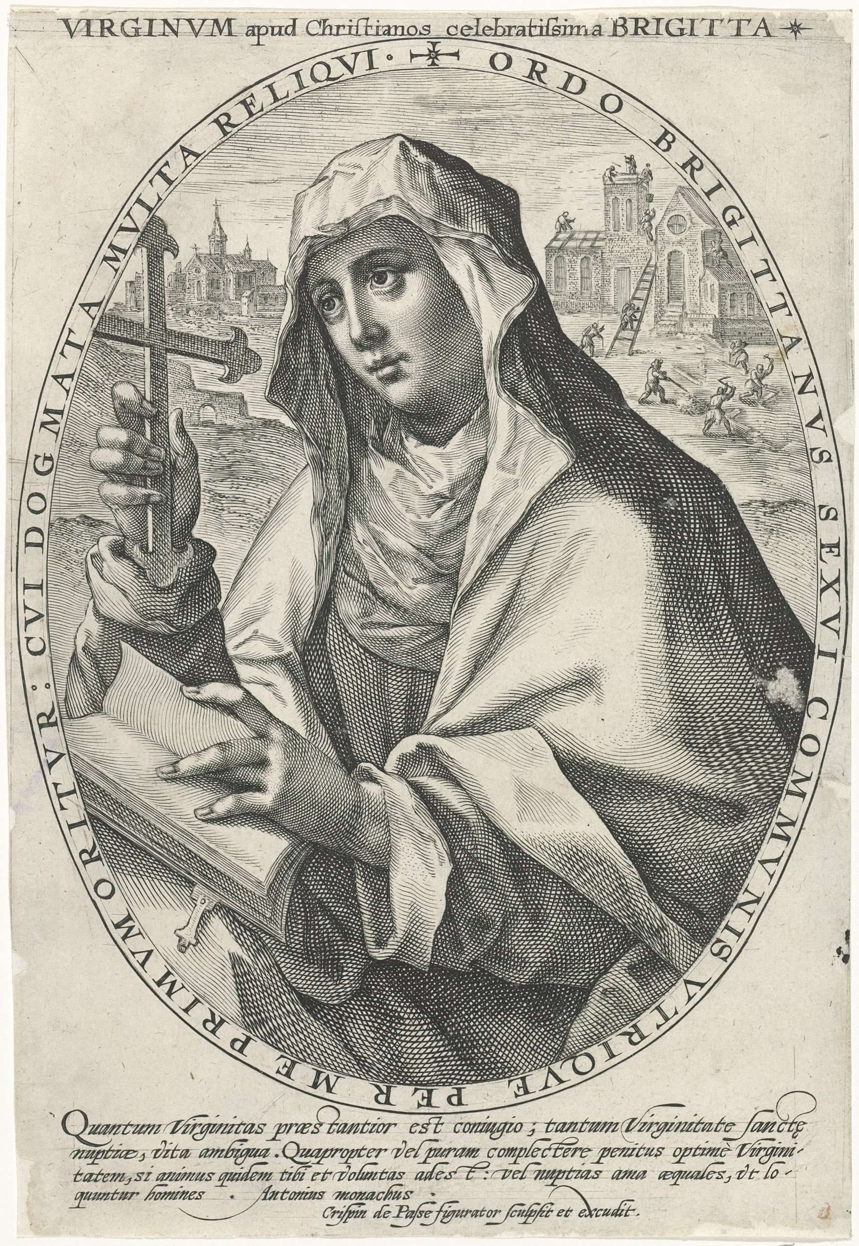 Heilige Brigitta