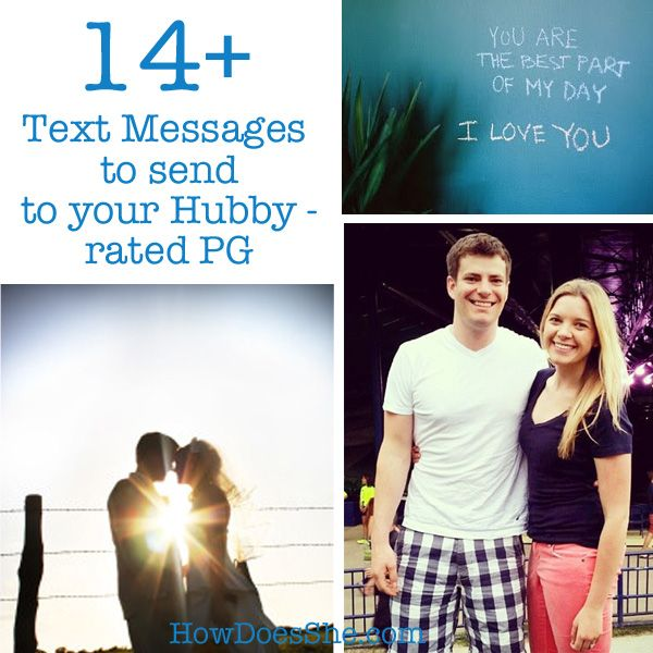 Wedding Night Gift For Wife: 14 Messages To Text Hubby – Rated PG