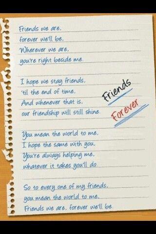 Best Friends Cartas Para Papa Poemas En Ingles Poemas