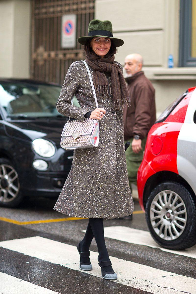 Giovanna Battaglia #Gio #bat_gio #Milanfashionweek2014