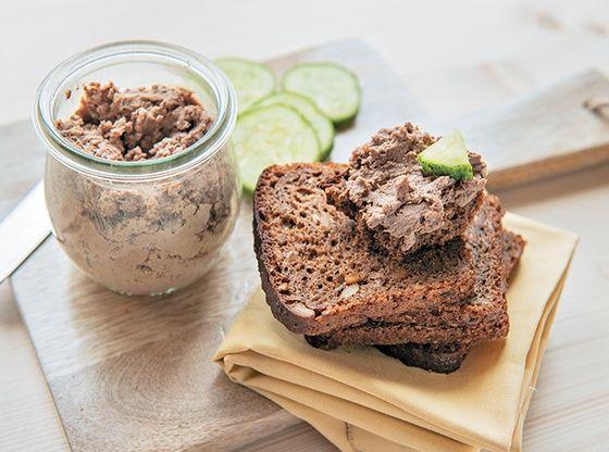 паштет печень индейки рецепты