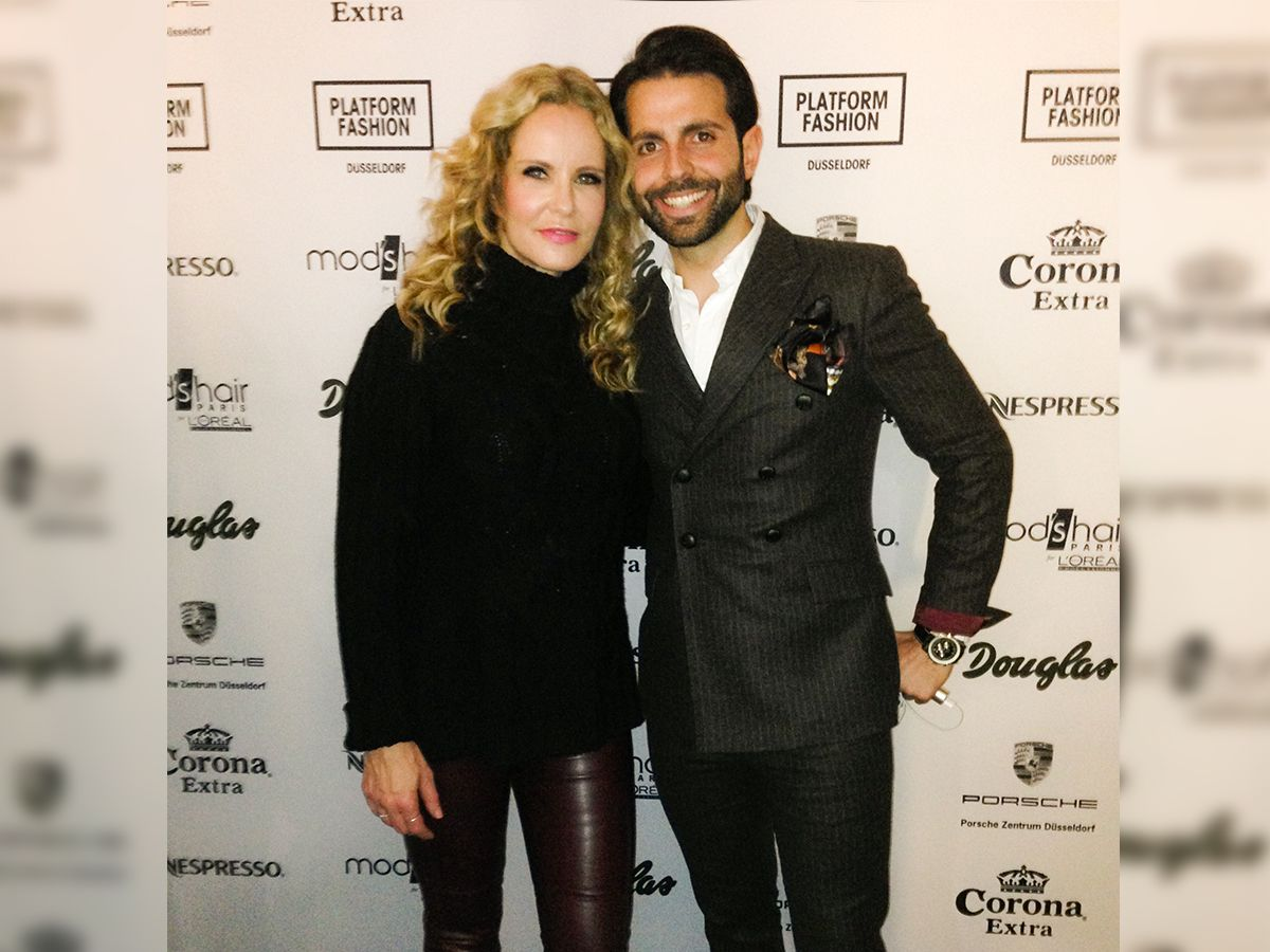 Such A Great Show Goodtimes With Katja Burkard Fashion Event Redcarpet