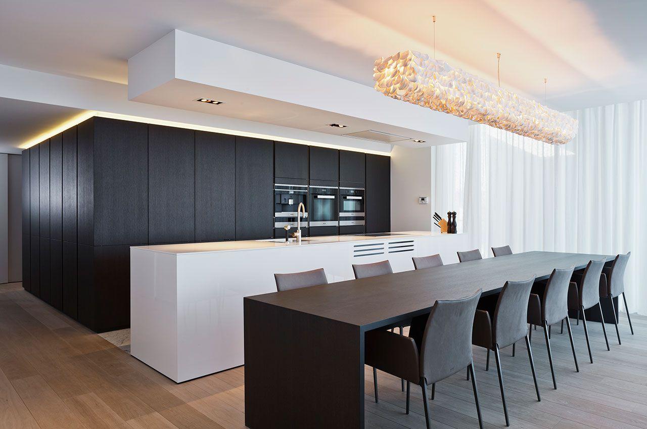 Minimalistische inrichting woonkamer: minimalistische gezellige ...