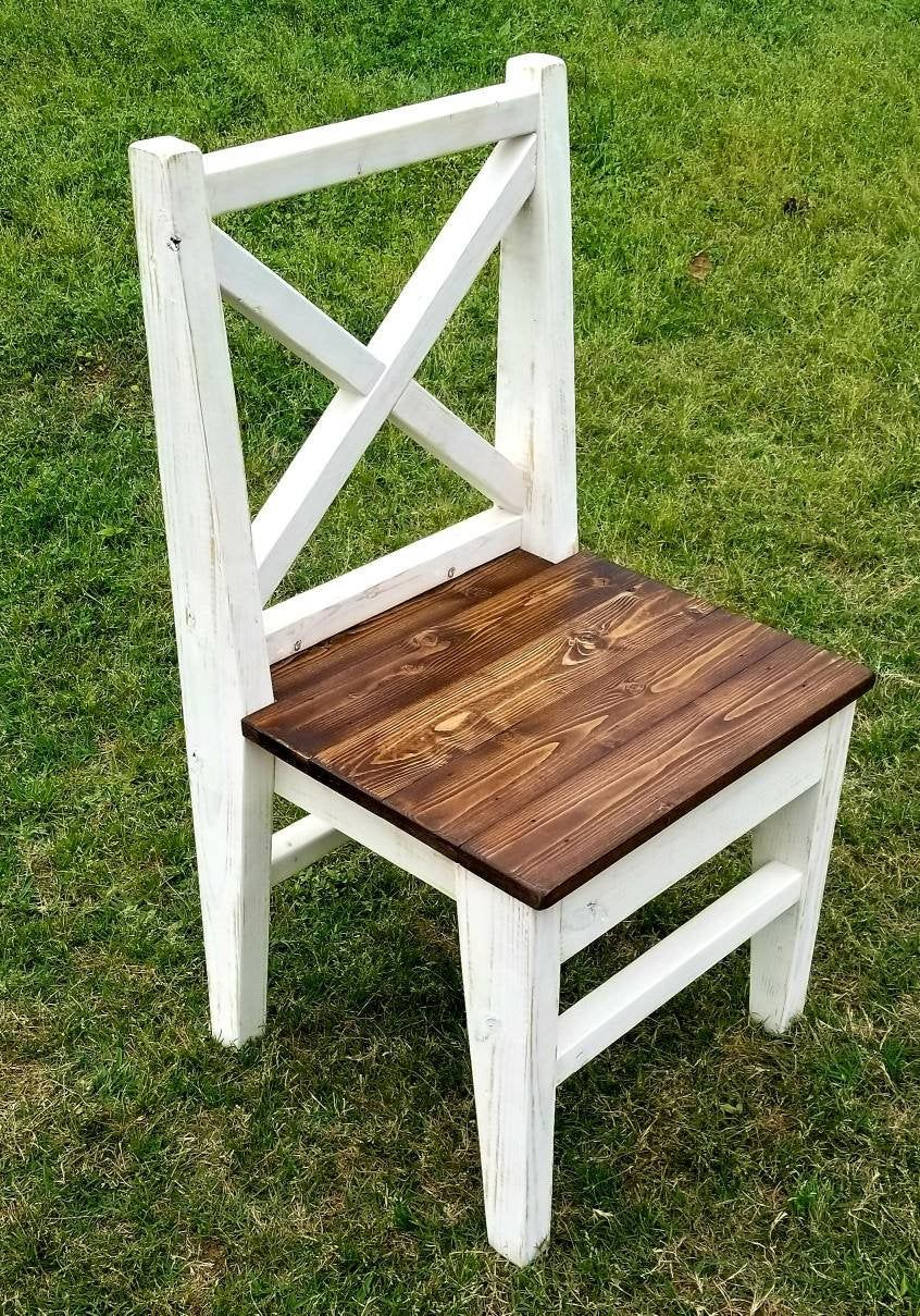 Farmhouse chair local pickupdelivery only in 2020