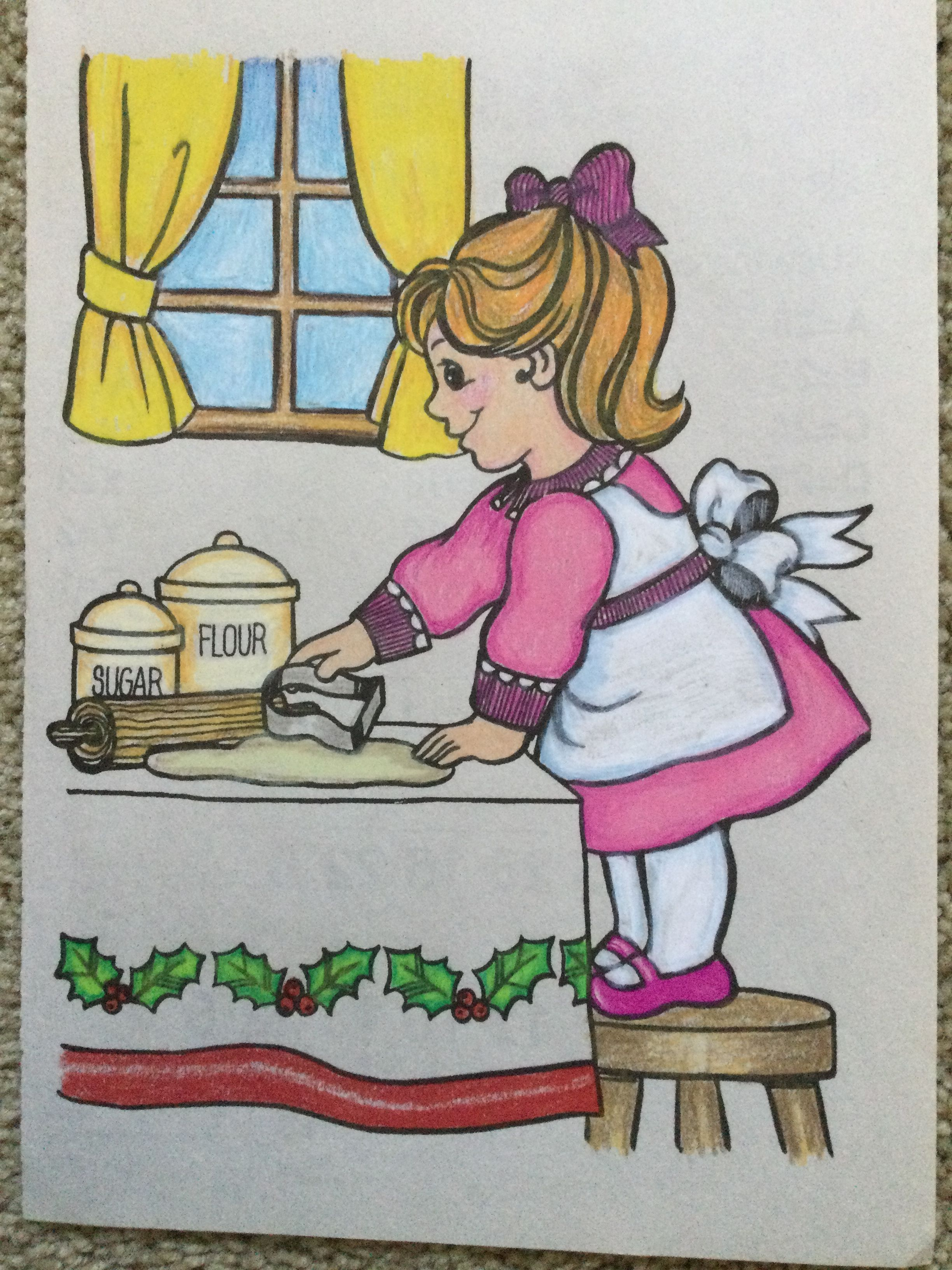 Pin By Patsy Langanki On My Coloring Cute Easy Doodles Colorful Drawings Art Drawings For Kids