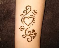 Image Result For Easy Wrist Henna Tattoos