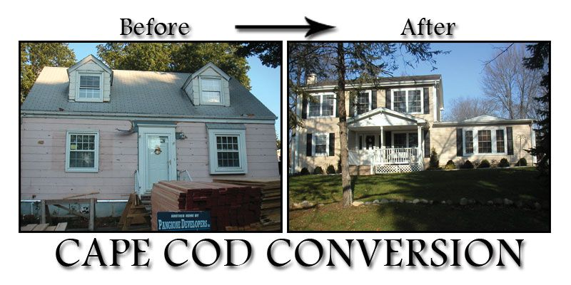 Attractive Cape Cod Home Remodeling Ideas Part - 3: Bergen County Contractors | Real Estate - My Passion | Pinterest | House, House  Remodeling And Future House