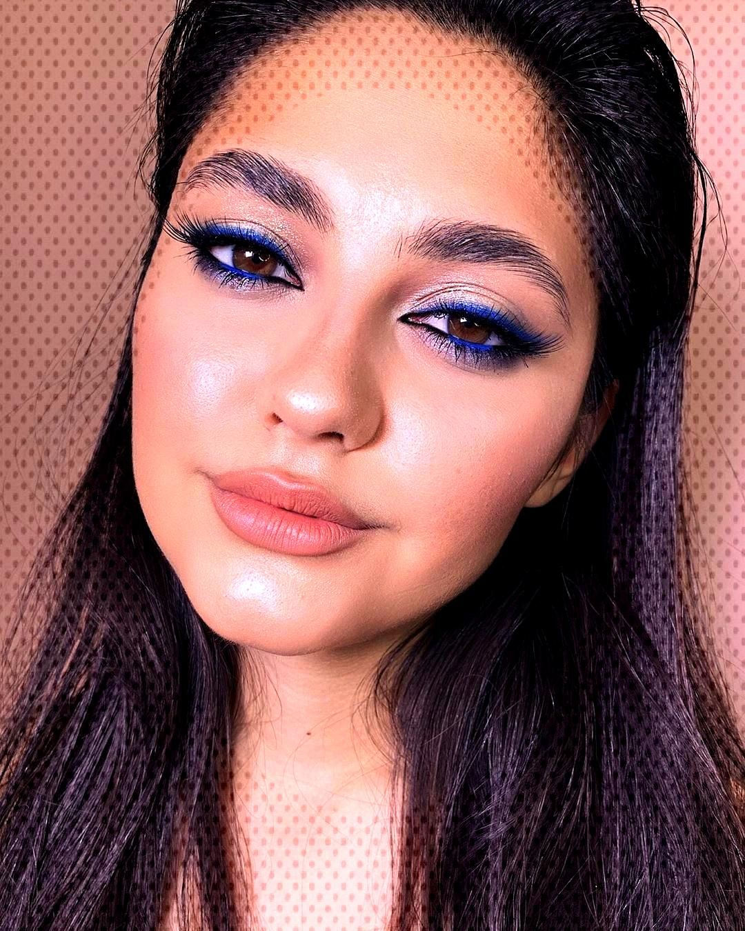 предвкушая кара... Makeup near me, Bridal makeup, Bridal