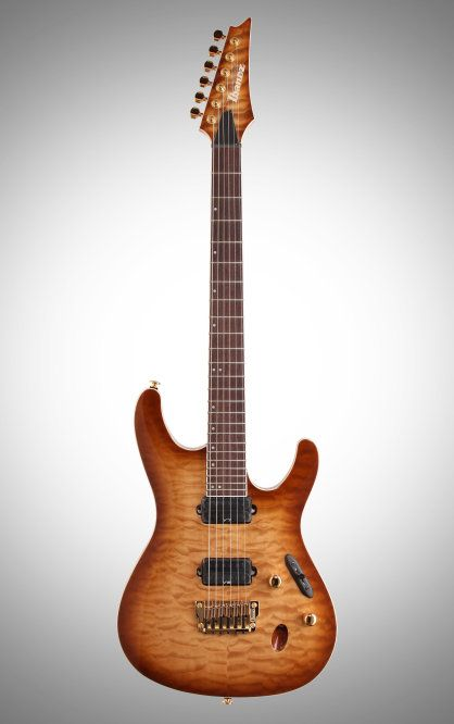 Ibanez RGD2127F Prestige Electric Guitar: The RGD212FX features a ...
