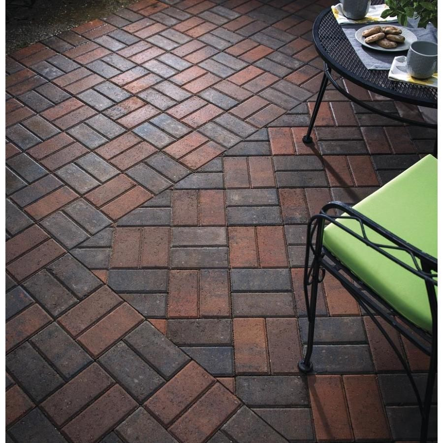[+] Menards Holland Paver Bricks